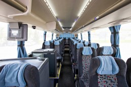 Passenger bus transport – 50 seats 2 Borger Gremo