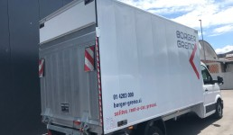 Smaller trucks 18m3 2 Borger Gremo